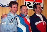 Eyharts, Solovjov a Vinogradov po přistání