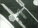 ISS po odpojení Sojuzu TM-32 s D.Titem (06.05.2001)