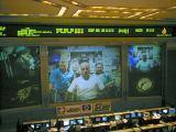 CUP během letu Sojuzu TM-32 (02.05.2001)