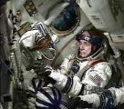 D.Tito při startu Sojuzu TM-32 (28.04.2001)
