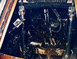Kabina Apolla 1 po požáru