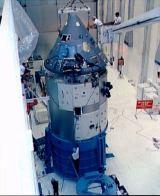 Příprava kosmické lodi Apollo 1