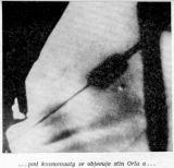 … pod kosmonauty se objevuje stín Orla a ...