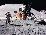 Irwin u LEMu Falcon (Apollo 15 - 31.07.1971)