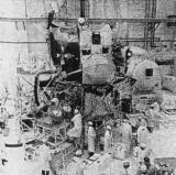 Nakládání Roveru do I. kvadrantu měsíčního modulu