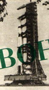 Naposledy se vydala raketa Saturn V na mohutném pásovém dopravníku ke startovací rampě Kennedyho kosmodromu.