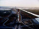 Přesun Saturnu V s Apollem 9 na rampu 39A