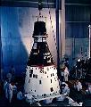 Příprava Gemini 11 před startem
