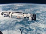 Setkání Gemini 12 s Agenou TV-12 (12.11.1966)