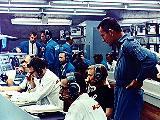 Řídicí středisko při letu Gemini 5