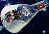 Kresba lodi Gemini