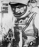 Major Gordon Cooper - Snímek: ČTK