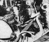 Leroy Gordon Cooper v kabině kosmické lodi Mercury