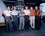 Kosmonauti, vybraní pro program Mercury