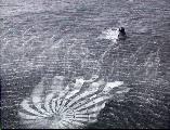 Přistání kabiny do moře z letu Little Joe 5A, 6.3.1961