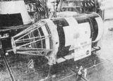 Družicová dílna OWS laboratoře Skylab v montážní budově VAB