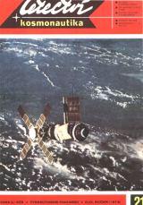 Skylab po opravě (foto na obálce L+K č.21/1973)