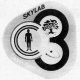 Emblém třetí posádky stanice Skylab
