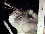Výstup na povrch Skylabu