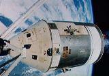 Loď Apollo připojená ke Skylabu (SL-4)