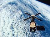 Poslední loučení se Skylabem (08.02.1974)