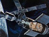 Průřezová kresba Skylabu