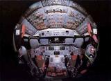 Letová paluba orbiteru Columbia