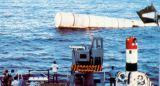 Záchrana SRB na moři
