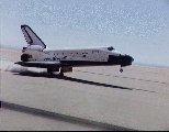 Přistání STS-1