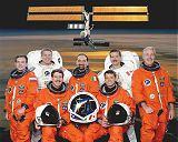 Posádka STS-100