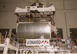 Předstartovní příprava MPLM Leonardo (22.01.2001)