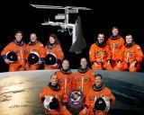 Posádka STS-105, Expedice 2 a Expedice 3