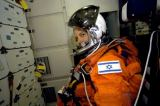Ilan Ramon na palubě raketoplánu