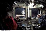 Odlet raketoplánu Endeavour STS-108 od ISS (15.12.2001)