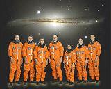 Posádka STS-109