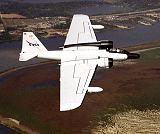 Sledovací letoun WB-57