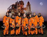 Posádka STS-118