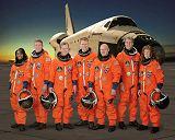 Posádka STS-121