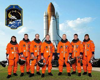Posádka STS-126