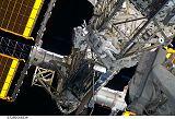 Piperová a Kimbrough při EVA-2 (20.11.2008)