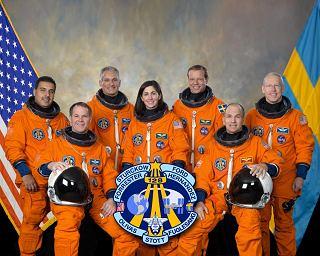 Posádka STS-128