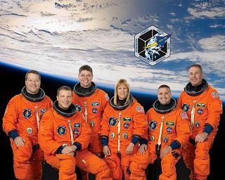 Posádka STS-130
