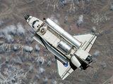Odlet raketoplánu Discovery STS-131 od ISS (17.04.2010)