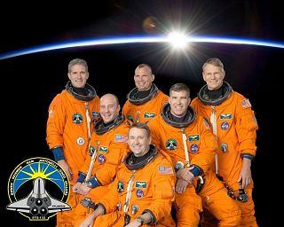Posádka STS-132