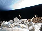 Bowen při výstupu EVA-1 (28.02.2011)