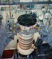 Příprava SRB k letu STS-29 (13.01.1989)