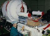 Předstartovní příprava SPAS II (07.02.1991)