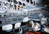 Pilot Cabana při výcviku v JSC (31.08.1990)