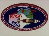 Znak prvního letu Spacelabu