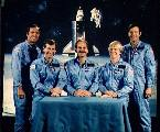 Posádka STS-41-C